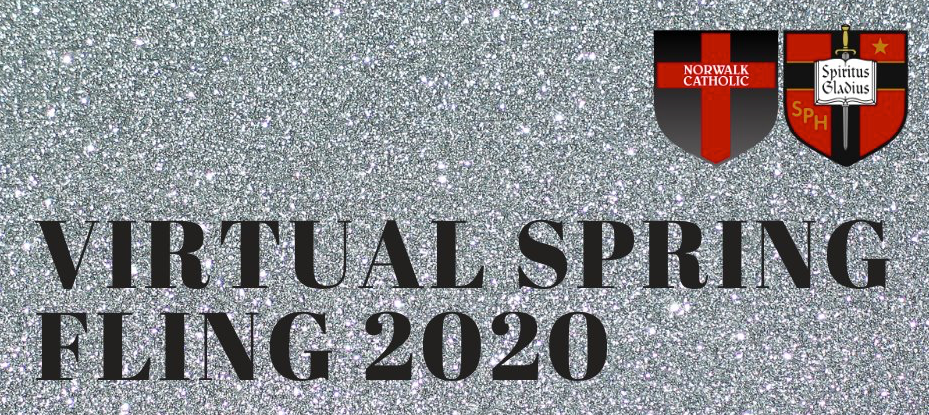 The 2020 Virtual Spring Fling will be live tonight from 7-10 PM!
