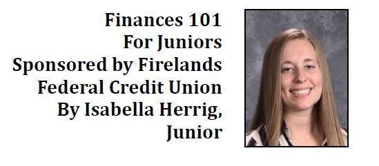 Finances 101 For Juniors Sponsored by Firelands Federal Credit Union