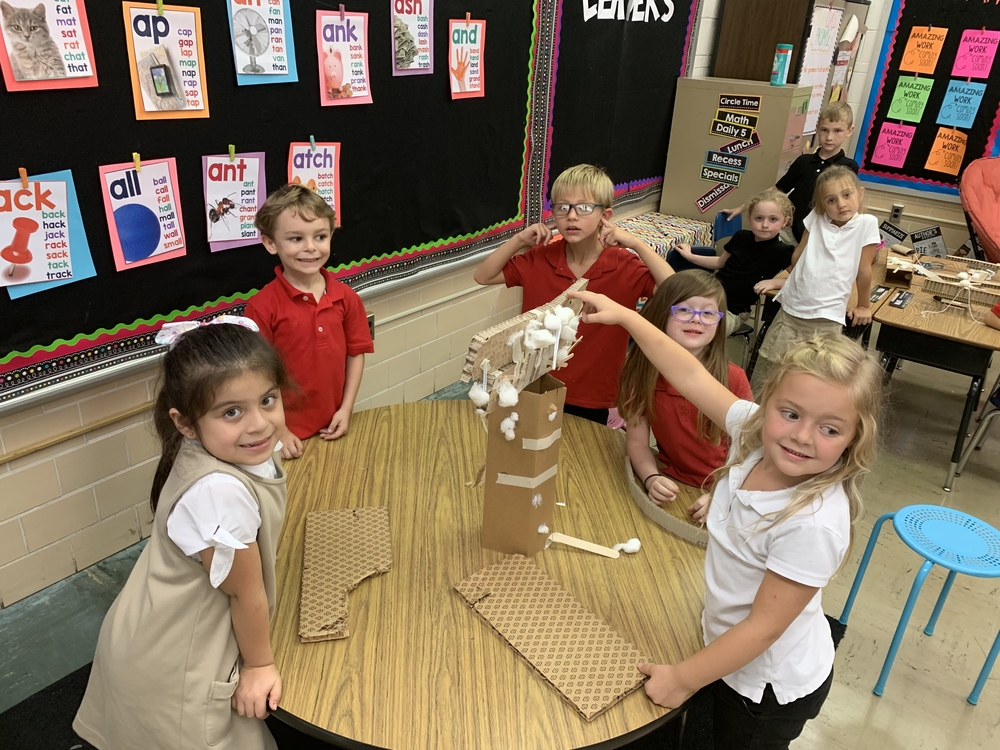 First Grade STEM Activity