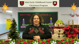 Early Childhood Center Christmas Program