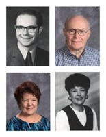 We Want to Wish Mr. Jim Swabley and Mrs. Mary Krystowski a Very Happy and Relaxed Retirement!