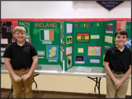 Ohio and Geography Fair