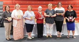 Years of Service Recognized