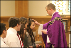 Celebration of Lent