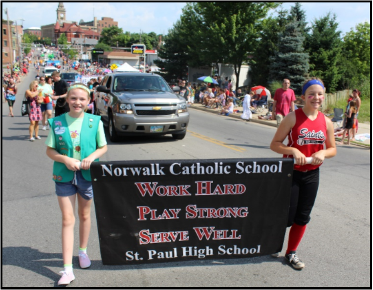 4th of July Parade Banner