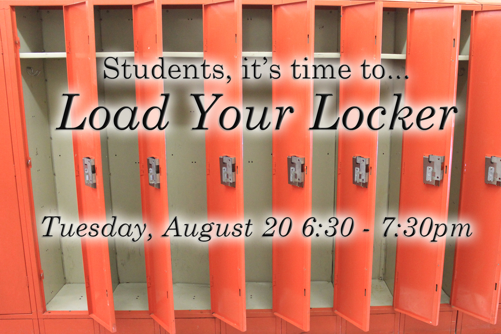 Load Your Locker