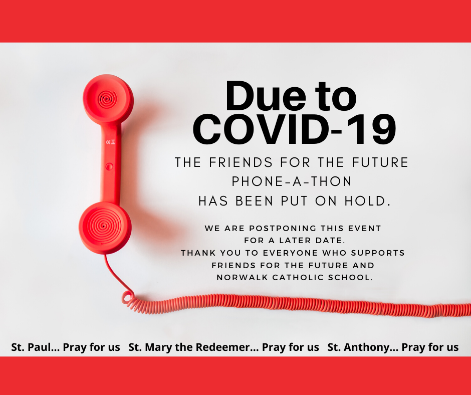 Phonathon cancelation