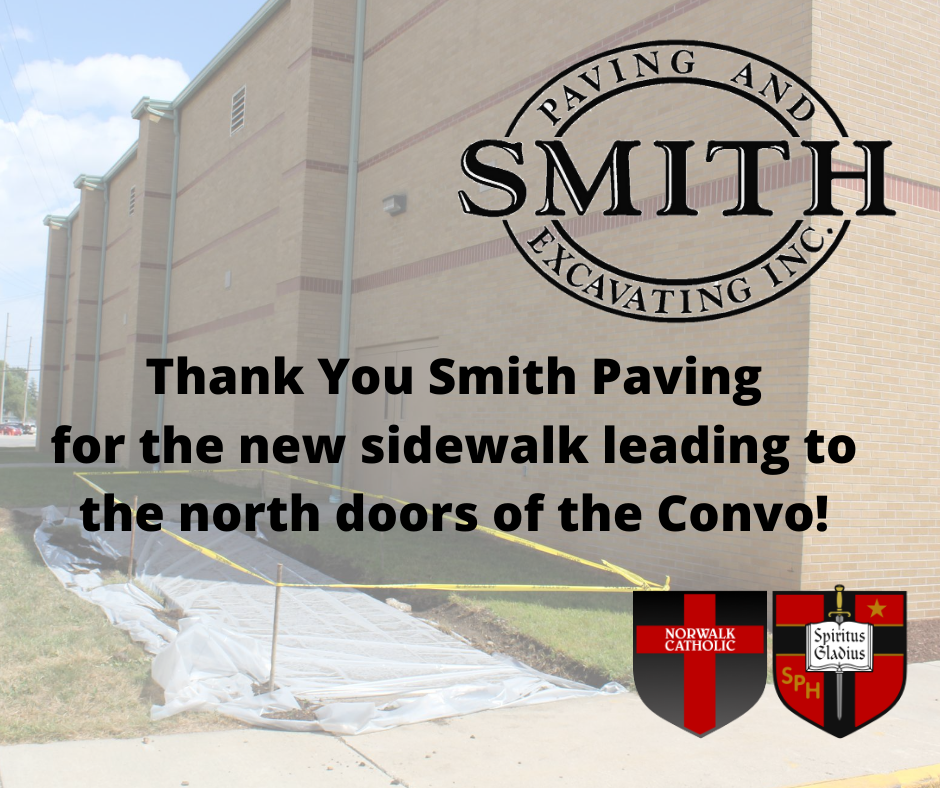 Thank You Smith Paving!