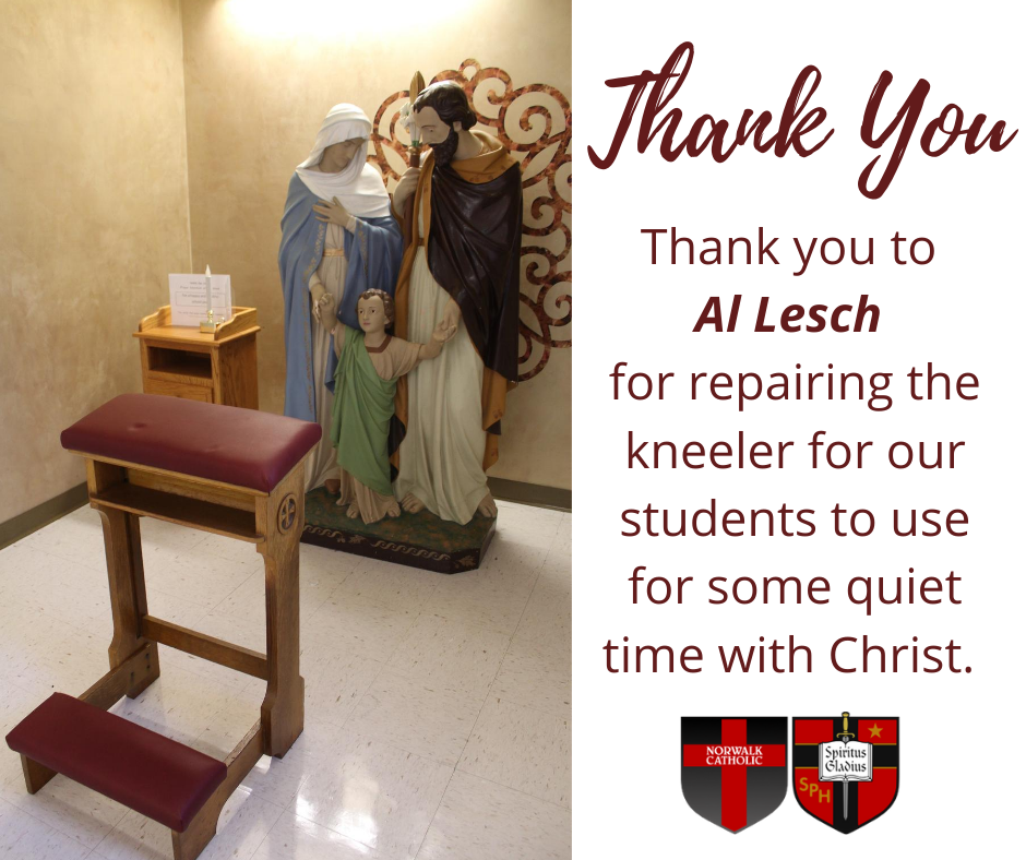 Thank You to Al Lesch