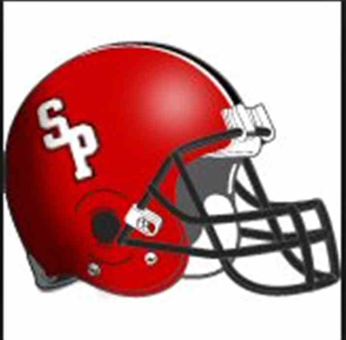 Norwalk St. Paul Football Helmet